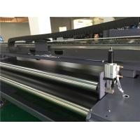 Buy cheap High Speed Towel Digital Carpet Printing Machine Roll To Roll Printer 150 - 600 Sqm/H from wholesalers