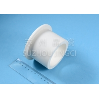 Wholesale 6g/Cm3 Machinery Component 99% Alumina Ceramic Sleeves from china suppliers