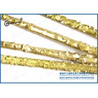 Wholesale Gold Color YD Type Tungsten Carbide Welding Rod With Nickel - Copper Alloy from china suppliers