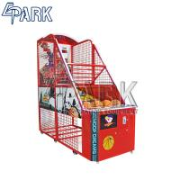 China Hoop Dreams coin pusher sport game arcade basketball machine for sale