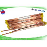 Wholesale EDM Copper Electrode Tube 2.0mm Multi hole Type For EDM Drill Machine Process from china suppliers