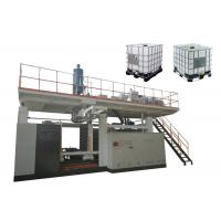 Wholesale Plastic IBC Tank Blow Molding Machine For 1000L Tank 11 * 5.6 * 6.5m Size from china suppliers