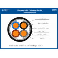 Wholesale 0.6/1KV  XLPE Insulated, Steel Tape Armoured PVC Sheathed Power Cable(N2XBY/NA2XBY/STA)/underground /(CU/PVC/XLPE) from china suppliers