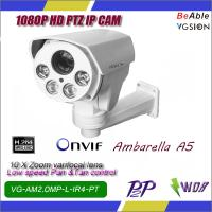 China 2015 NEW product ONVIF CCTV Mini camera 10X Optical PTZ IP camera on sale