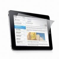 Wholesale Screen Protector for iPad, Easy to Apply, Re-adjust and Remove Without Leaving Sticky Residue from china suppliers