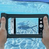 Wholesale Durable Fully Waterproof Phone Bag / Water Resistant Cover For Snorkeling from china suppliers