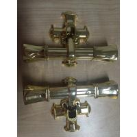 Wholesale Funeral Casket Handle / Casket Hardware For Cremation Coffin , 22.5*13 from china suppliers