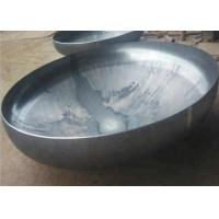 Wholesale ISO9001 Head Forming Process OHSAS18001 Stainless Steel Aluminum Pipe End Cap from china suppliers