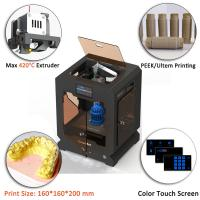 Wholesale CreatBot F160 3d Dental Printer , 3d Laser Machine With Online Support from china suppliers