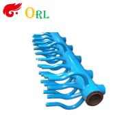 Wholesale Power Station Boiler Header Manifolds Oil Fired Boiler Unit TUV Certification from china suppliers