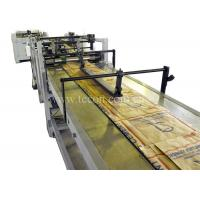 Wholesale Multi - function Food Paper Bag Making Machine With Automatic Deviation Rectifier from china suppliers