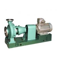 Horizontal Centrifugal Chemical Resistant Process Pump PTFE Lined for Transfer Acid Liquid for sale
