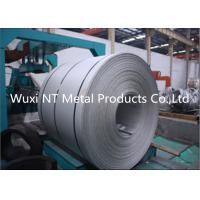 410S 409L 430 No.1 Surface Stainless Steel Strip Roll 1800mm , 2000mm Width