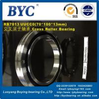Buy cheap Produce Crossed Rolller Bearings RB7013 UU CCO/P2 from wholesalers
