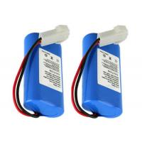 Wholesale 2200mAh Rechargeable Battery Pack 7.4V For Medical / Track / Shaver , CE UL Approved from china suppliers