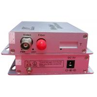 Wholesale 1 4 8 16 channels Video Audio over Fiber Multiplexer from china suppliers
