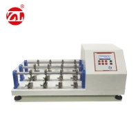 Wholesale ISO 108 12 Samples BALLY Flexometer Test Machine for Fabric / Leather from china suppliers