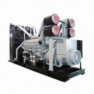 Wholesale Japanese Engine Generator Set with Yanmar/Mitsubishi/Kubota Diesel Engine, Reliable Quality from china suppliers