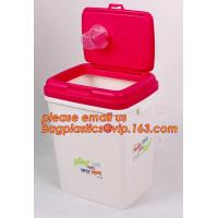 Wholesale PP Medical Sharp Containers 5L Waste Container, Medical Sharps Square Sterile Container, Plastic medical disposal bin bo from china suppliers