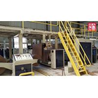 China WJ120 Series 2Ply Single Face Board Complete Paper Corrugator Machines for sale