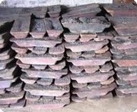 Wholesale red copper ingot from china suppliers