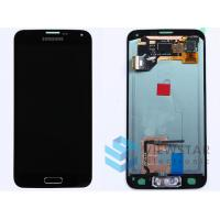Wholesale Black Samsung Galaxy S5 LCD Screen Cell Phone Digitizer With Home Button from china suppliers