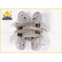 Wholesale Hidden 180 Degree Cross Concealed Inside Door Hinges Of Zinc Alloy from china suppliers