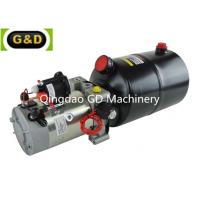 Wholesale 10L Oil Tank Single Acting 12V Hydraulic Power Pack with Used for Lift Table from china suppliers