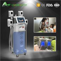 Best Fat freezing coolshape cryolipolysis cold body sculpting machine with 4handles wholesale