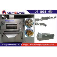 Wholesale Stainless Steel Corn Flakes Making Machine , Custom Grain Processing Equipment from china suppliers