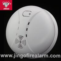 Portable fire alarm systems smoke detector 9V battery with buzzer
