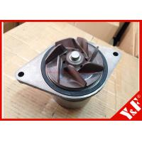 China S6D107E-1 Water Pump Excavator Engine Parts For Komatsu PC200-8 / 6754-61-1100 on sale