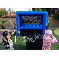 Wholesale Kids N Adults Indoor Inflatable Archery Tag Game With Hover Balls For Archery Target Sports from china suppliers
