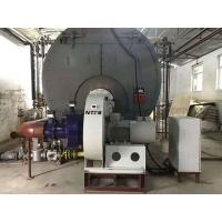 China Gas Condensing Steam Boiler , Commercial Oil Fired Boilers For Rubber Industry for sale