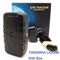 Hot Sale Google Link Real time Tracking Car Magnet GSM GPS Tracker Free Platform With Mobile Phone APP 20000mAh Battery