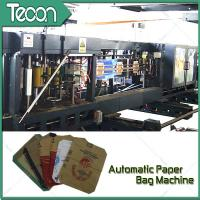 Wholesale Flat Bottom Pasting Paper Bag Forming Machine Which Can Pack 50Kg Cement from china suppliers