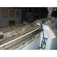 Wholesale PE Corrugated Flexible Plastic Pipe Extrusion Line , SJ-45 Flex Pipe Machine from china suppliers