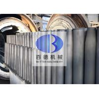 China Professional Silicon Carbide Tube Burner Nozzle 300 - 500mm Long Abrasion Resistant on sale