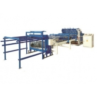 Wholesale Professional Fence Mesh Welding Machine / Wire Netting Machine 2.5m Width from china suppliers
