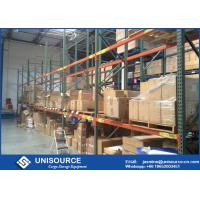 Wholesale Wire Decking Teardrop Pallet Racking Solution Automatic Welding For Warehouse Storage from china suppliers
