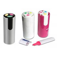 Wholesale Retractable Multi Color Highlighter Set For Promotional from china suppliers