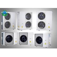 China 2 HP Compressor Central Air Conditioner Heat Pump 7 - 9 Kw With Water Pump on sale