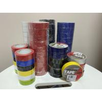 China Colorful Fire Retardant Electrical Tape , Insulation Pvc Tape Multi Purpose for sale