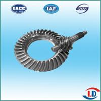 Quality Crown wheel and pinion for sale