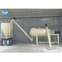 Wholesale Dry Mortar Plant Customized Color Carbon Steel Small Spiral Ribbon Mixer from china suppliers