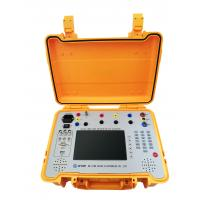 Wholesale High Precision Electrical Test Equipment Calibration For 0.02% Three Phase Portable Reference Meter from china suppliers