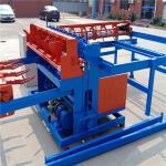 China Move pendulum wire mesh machine for sale