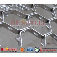 Wholesale 310S hex steel grid with standard 960x2000mm size | each 50pcs packaged in a pallet from china suppliers