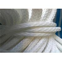 Wholesale PP PE hellow braid rope from 4mm to 16mm white or colors can supply from china suppliers