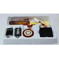 Wholesale Remote engine start motorcycle alarm from china suppliers